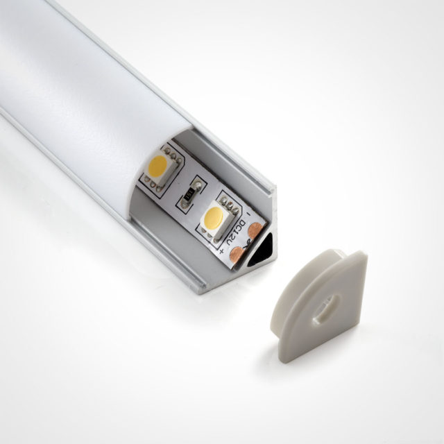Micro Corner Fixture – Northwest LED Lighting, Inc.